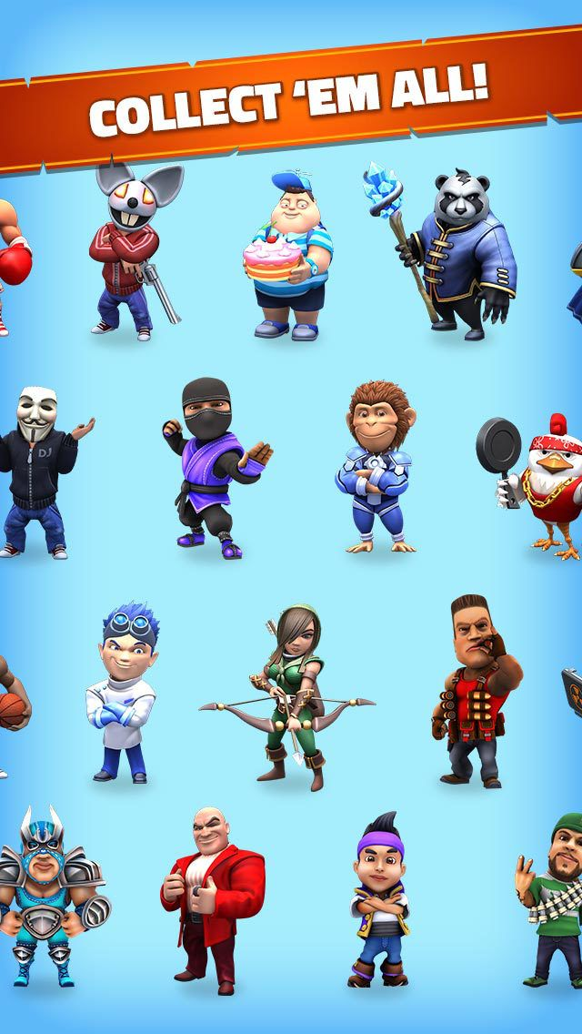 Play Toon Squad Game Online - Toon Squad