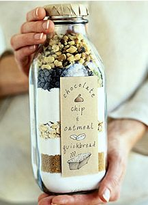 Perfect go-to DIY gift, fill with any recipe you like!