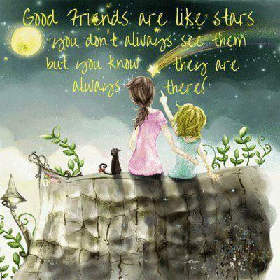 Goede vrienden