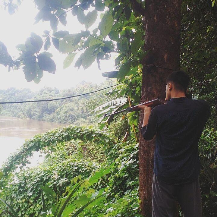 Steyr SSG 69 - ³ßø #vaccation #tympass #sniper #steyr #ssg #ssg69 #riverfront #hunt #shoot #keraladiaries http://misstagram.com/ipost/1545506471663677365/?code=BVyvfKRlK-1