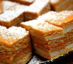 Ukrainian Honey Cake Recipe by Grannys kitchen | ifood.tv