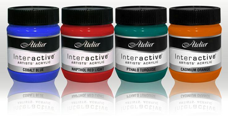 Atelier Interactive 250ml Jars