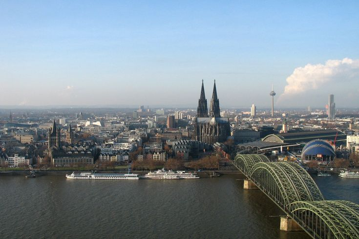 Cologne, City in Germany