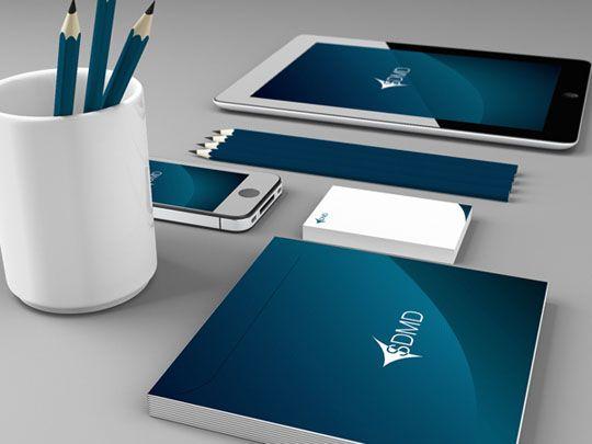 92 best mockups images on pinterest | brand design, brand identity, Powerpoint templates