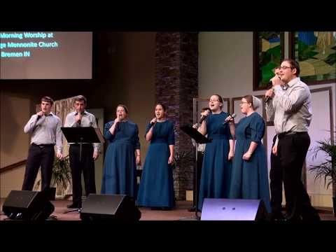 Neuenschwander Family (A Cappella Gospel Sing 2018