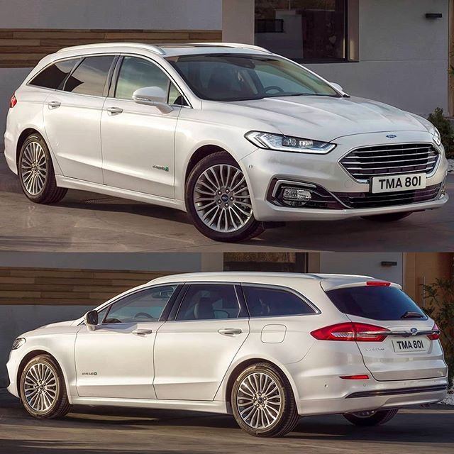 Ford Mondeo Wagon Hybrid 2020 Save The Wagons Segmento