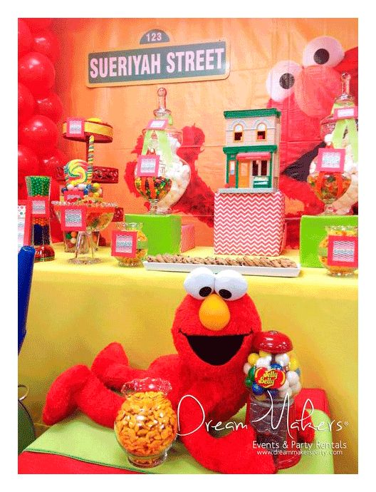 17 best images about fiesta de elmo on pinterest mantels - Cosas para fiestas de cumpleanos ...