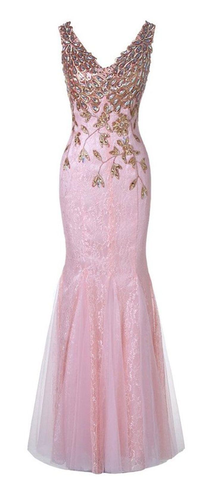 18 best Dama images on Pinterest | Formal prom dresses, Cute dresses ...