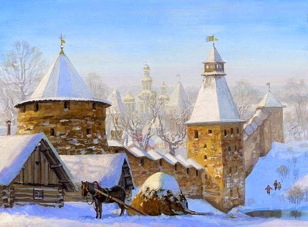 ~ Vladimir Zhdanov ~