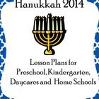 50 pages of of new and creative ideas, a comprehensive, in-depth lesson plan for a week for celebrating Hanukkah. Circle time: A history of Hanukkah appropriate for children. Fun Hanukkah activities for children to do in circle time A list of children's books about Hanukkah Songs and rhymes about Hanukkah Crafts: Easy, fun and creative crafts Math: Counting, adding, estimating and sorting activities Memory Game: One page of Hanukkah symbols Science: Five easy experiments for ...