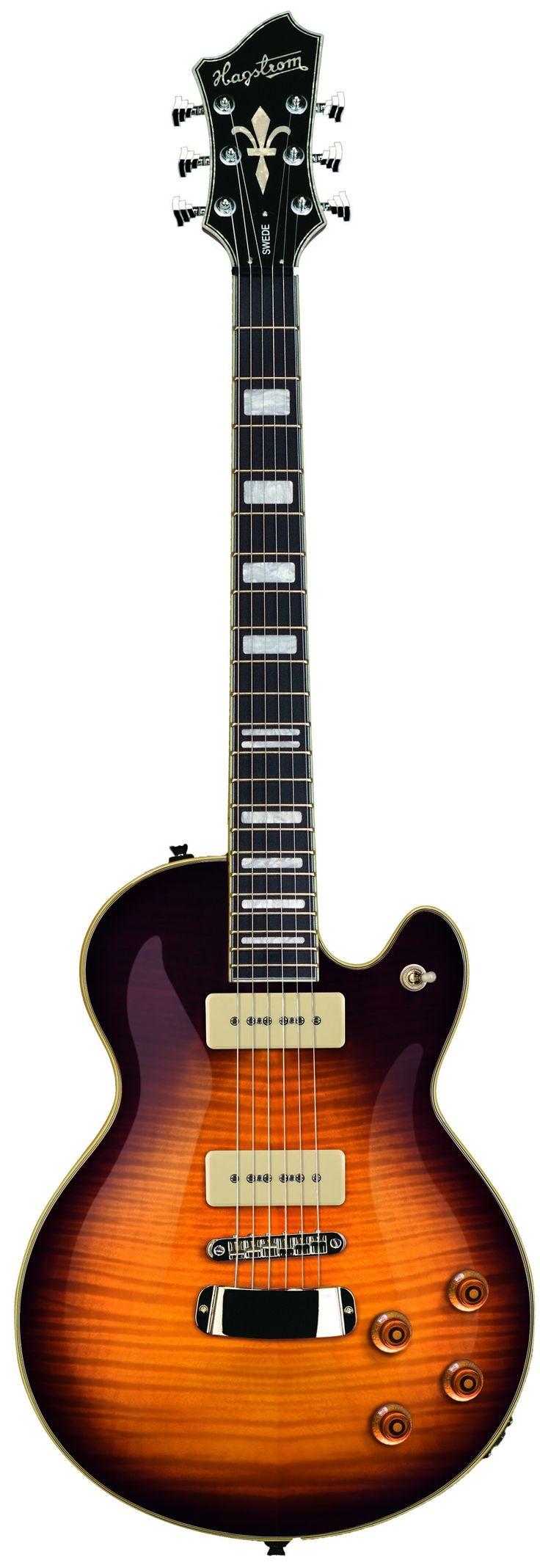 Hagstrom Swede SE P-90 Vintage Sunburst #hagstrom #guitar