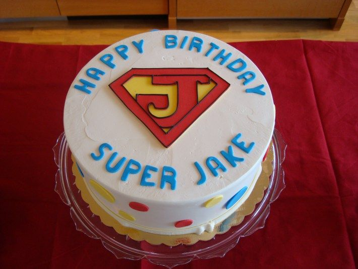 66 best 1st Birthday Party Superman images on Pinterest