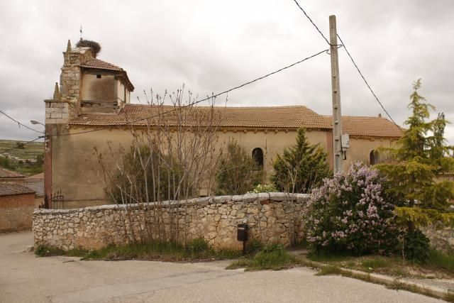 Iglesia De La Asuncion En La Sequera De Haza Iglesia Burgos