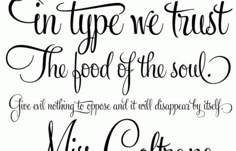 lettering fonts for tattoos