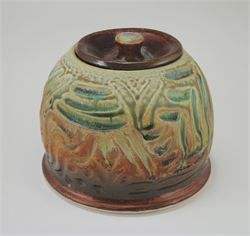 Copper Ash Glaze Recipe ( Steven Hill)