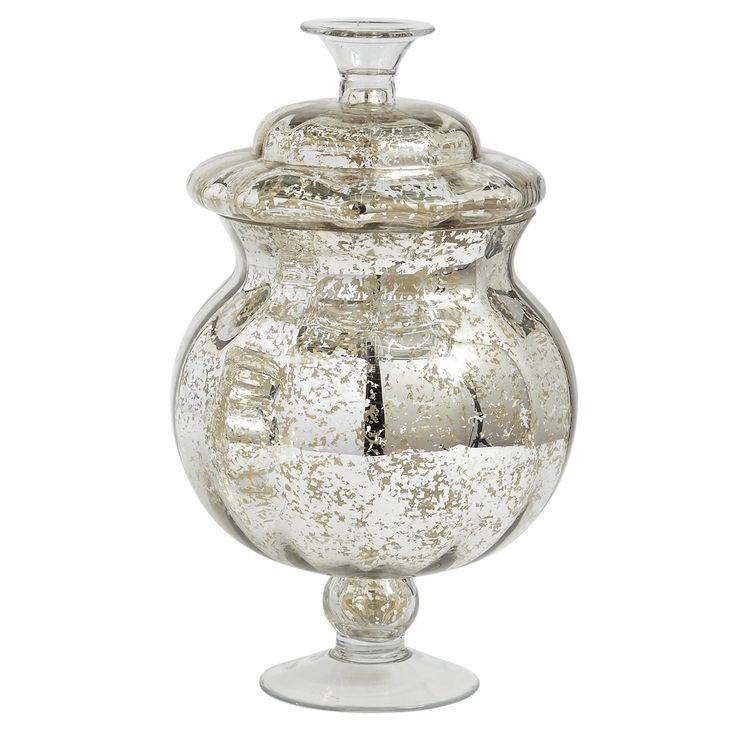 20 best images about decor decorative jars on for Designer glass jars