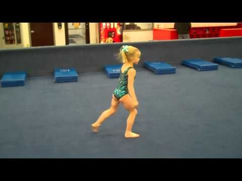 ▶ Week Three Warm Up Cincinnati Gymnastics - YouTube