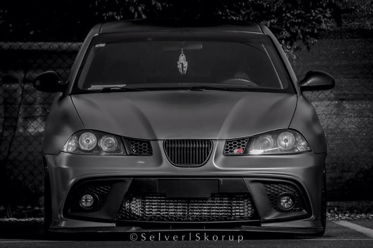 Seat Ibiza Cupra by Selver Skorup on 500px