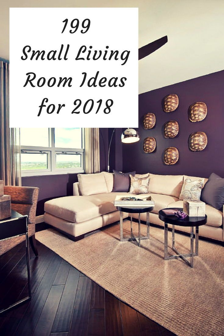44 Amazing Small Living Room Ideas Photos Purple Walls Li