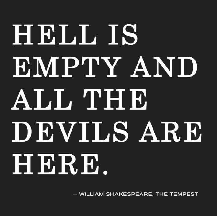 Shakespeare Politics Quotes: 1000+ Images About Evil Quotes On Pinterest