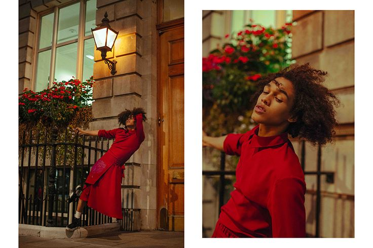 Exclusive: Leo Hoyte-Egan by Ollie Ali - PANSY