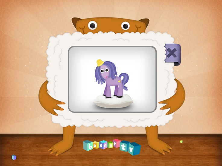 #Memollow #boonkyTV animation ( #iPad Apple Game for Kids )