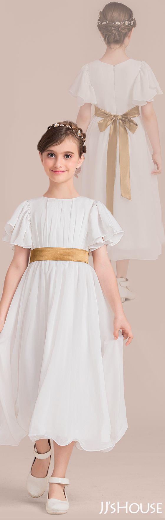 188 best junior bridesmaid dresses images on pinterest the chiffon junior bridesmaid dress is so amazing jjshouse junior bridesmaid ombrellifo Choice Image