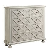 "Found it at Wayfair - Page Accent Chest $629.99 grey 11.5"" deep"