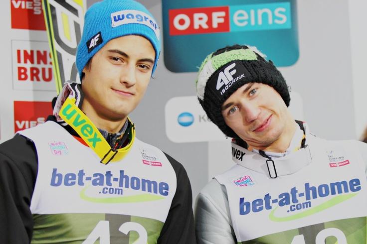 Maciej Kot & Kamil Stoch