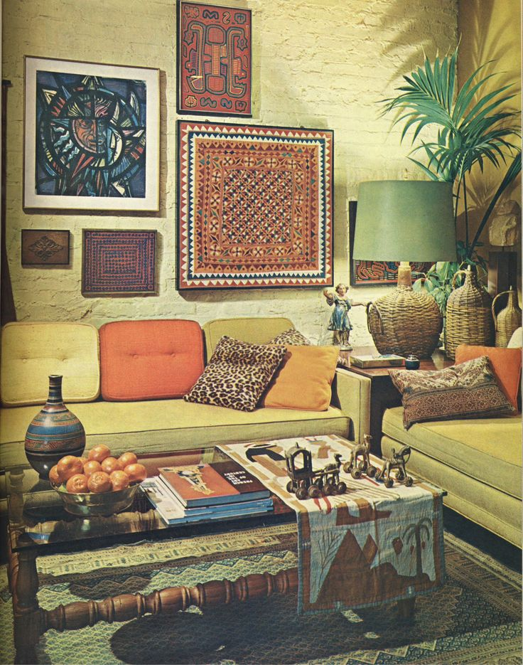 Fascinating Retro Home Decor Ideas And Vintage Home Decorating .