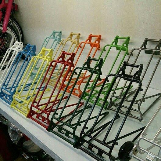 Brompton colorful Rack