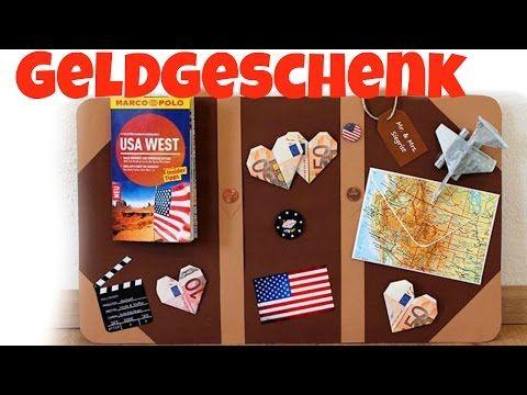 17 best ideas about geldgeschenk hochzeit verpacken on for Geburtstagskarten ideen