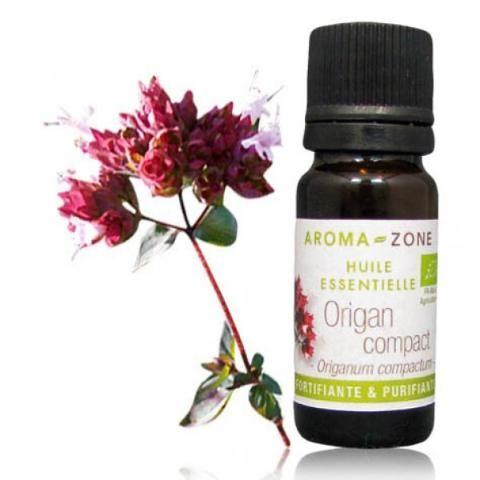 AZ Aceite de Oregano Organico 30ml Compactum Origanum
