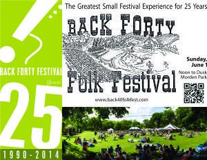 Back Forty Folk Festival