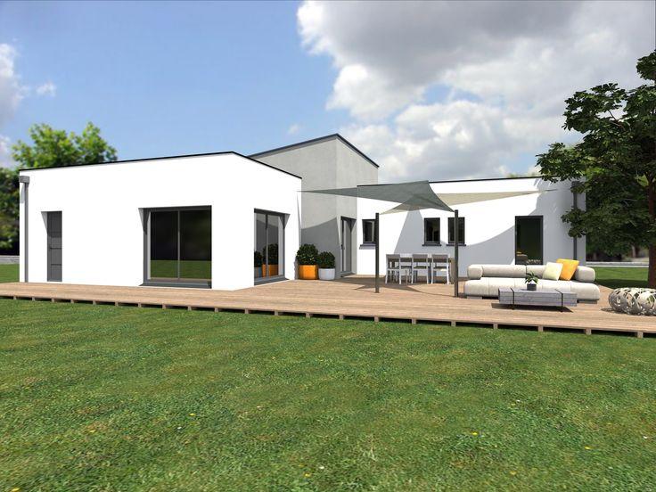 Telma c 39 est comme cela qu 39 alliance construction a nomm for Modele maison architecte