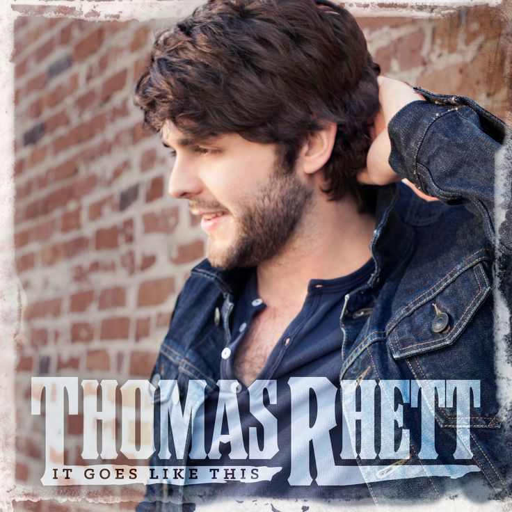amazing album by Thomas Rhett...It Goes Like This <3
