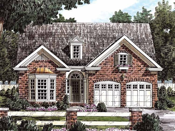 Eplans Cottage House Plan Stunning Interior Layout