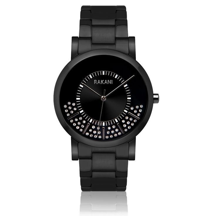 The Stuck In Traffic watch by Rakani, An Elegant Excuse. #ArriveFashionablyLate