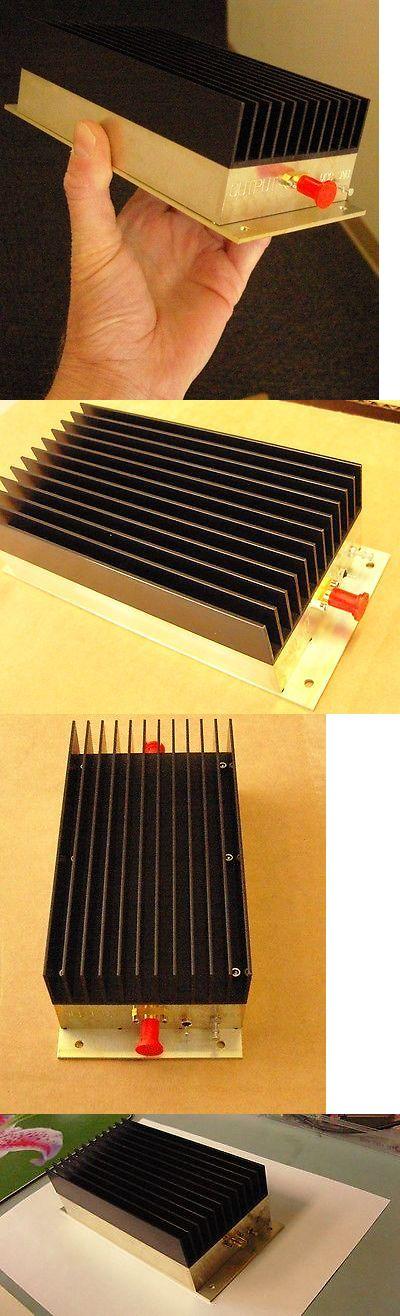 Amateur dual band amplifiers-8624