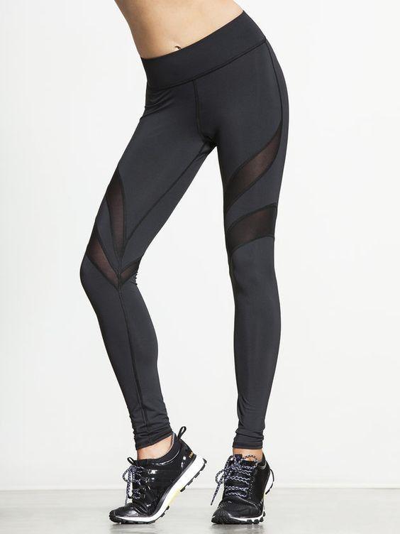 977d32d06de198 Psyche Leggings   레깅스   Leggings, Yoga capris 및 Tight leggings