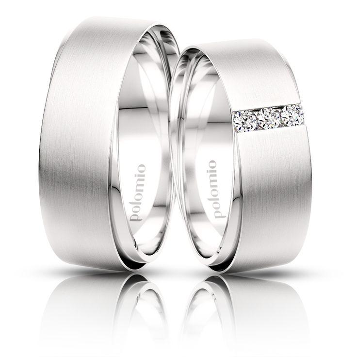 Snubní prsten Thea 8-01 Polomio Jewellery