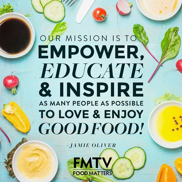 We support you Jamie Oliver! Put your hands up if you do too. www.FMTV.com #FMTV