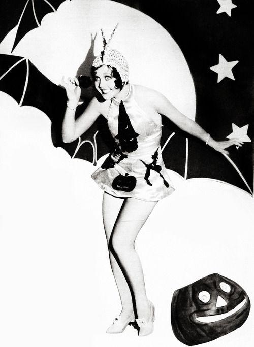 Nancy Carroll Halloween pin ups.