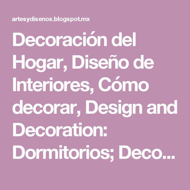 Decoraci n del hogar dise o de interiores c mo decorar for Diseno decoracion hogar talagante