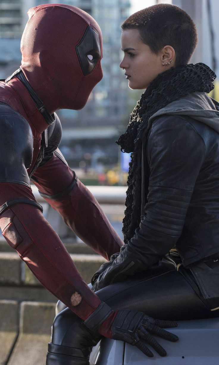 Deadpool: Every Picture of Ryan Reynolds and the Kickass Cast