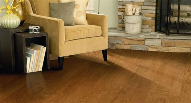 Madison oak plank 5 inch rich oak mannington hardwood for Hardwood flooring deals