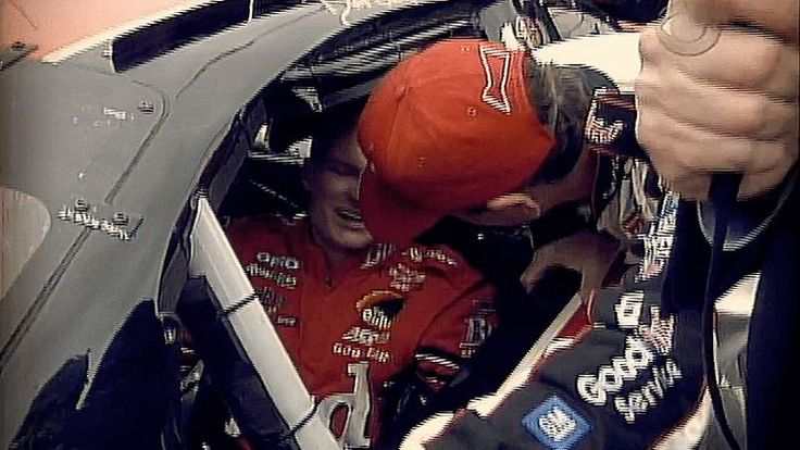 Longtime Dale Earnhardt Jr. sponsor Budweiser made the ultimate touching tribute video ahead of Earnhardt's final NASCAR race. It's the story of Dale Jr.'s career: from victory lane hugs from Dale Sr. to Dale Jr.'s incredible Daytona win following his dad's untimely death. Yet it omits one odd thing: the number on Dale Jr.'s car.