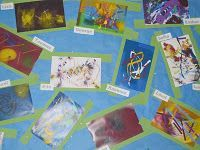 art unit on how we express ourselves - a lot of good links and ideas