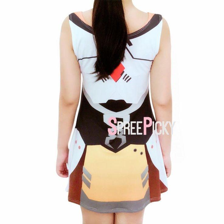 [Pre-Sale] Overwatch Mercy Inspired Dress SP179938