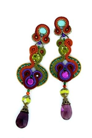 Earrings, Dori Csengeri